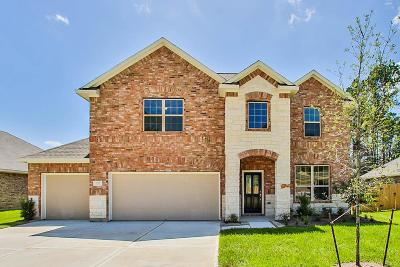 Crosby Single Family Home For Sale: 727 South Chamfer