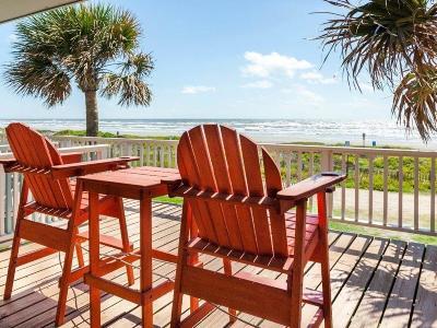 Galveston Single Family Home For Sale: 12536 W Buena Vista Drive