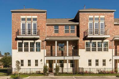 Kingwood TX Condo/Townhouse For Sale: $300,000