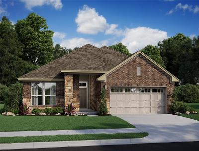 Humble Single Family Home For Sale: 11918 McCallister Run Drive