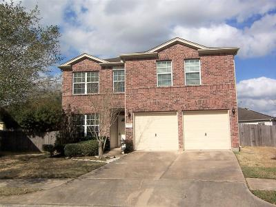 Kingwood Single Family Home For Sale: 2850 Woodspring Acres Drive