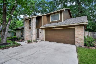 The Woodlands Single Family Home For Sale: 27 E Woodtimber Court