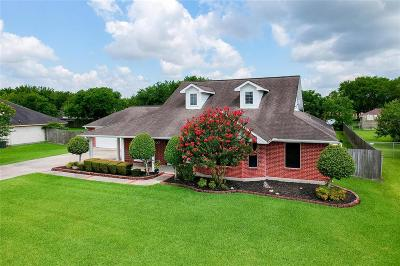 Baytown Single Family Home Pending: 3307 Ronnie Drive