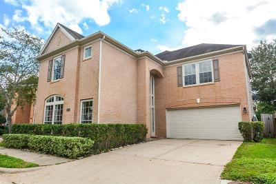 Missouri City Single Family Home For Sale: 4103 Creek Ridge Lane