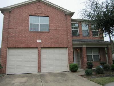 Houston Single Family Home For Sale: 17619 Sulphur Stream Court