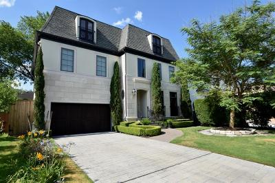 Bellaire Single Family Home For Sale: 4408 Verone Street