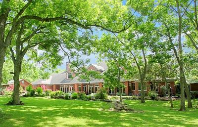 Fort Bend County Farm & Ranch For Sale: 4101 Bobwhite Drive