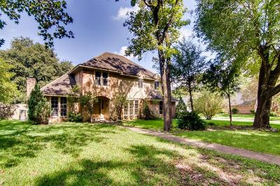 Houston Single Family Home For Sale: 1102 Romaine Lane