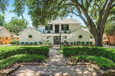 Houston Single Family Home For Sale: 14711 Cindywood Drive