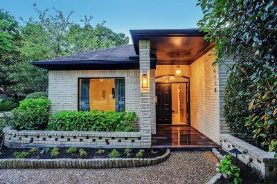 Houston Single Family Home For Sale: 6118 Bankside Drive