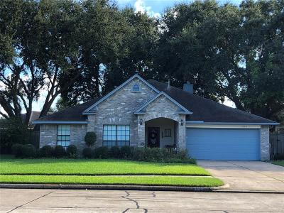 Deer Park Single Family Home For Sale: 1310 Garden Park Drive