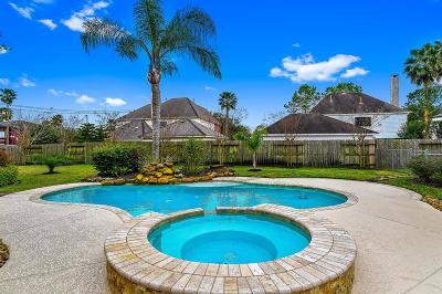 League City Single Family Home For Sale: 102 Bending Shore Court