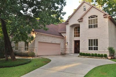 Montgomery Single Family Home For Sale: 211 Springs Edge