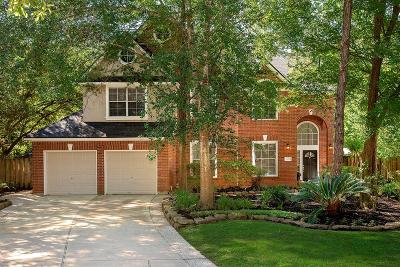 The Woodlands TX Single Family Home For Sale: $498,700