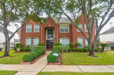 Galveston County, Harris County Single Family Home For Sale: 12203 N Shadow Cove Drive