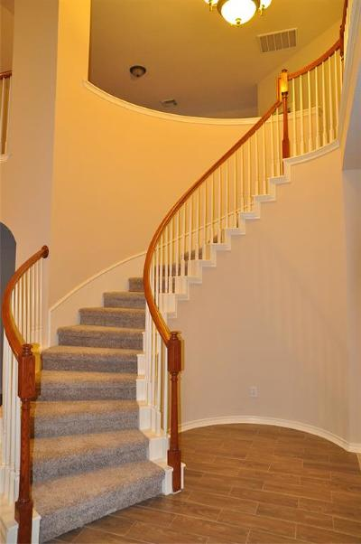 Humble Single Family Home For Sale: 4714 Falcons Talon Cove Lane