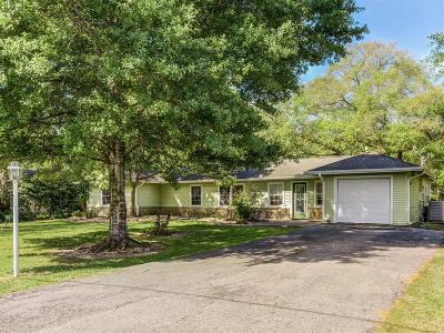 League City Single Family Home For Sale: 411 Wakefield Drive