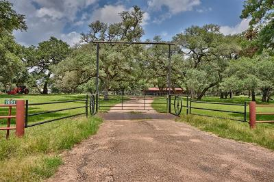 Colorado County Country Home/Acreage For Sale: 1051 County Road 175