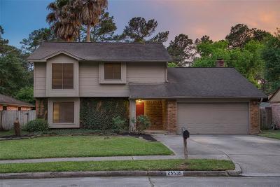 Spring Single Family Home For Sale: 25535 Chapel Ridge Lane