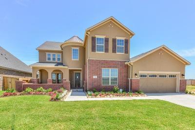 Katy Single Family Home For Sale: 1719 Carriage Oaks