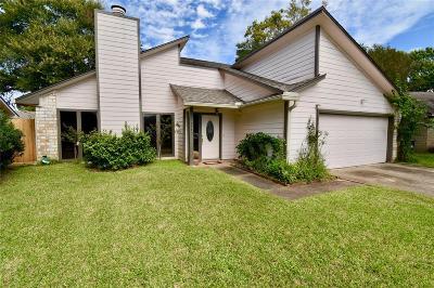 Sugar Land Single Family Home For Sale: 2543 Buffalo Trail