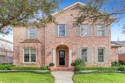 Houston Single Family Home For Sale: 6206 Cedar Creek Drive