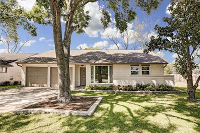 Houston Single Family Home For Sale: 5906 Willowbend