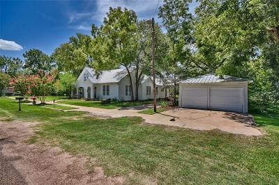 Fayette County Farm & Ranch For Sale: 215 N Hauptstrasse Street