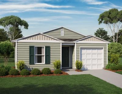 Navasota Single Family Home Pending: 715 Roosevelt Street