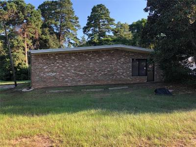San Jacinto County Single Family Home For Sale: 124 Fm 1514 Road