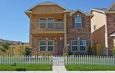 Houston Single Family Home For Sale: 7203 Autumn Sun Drive
