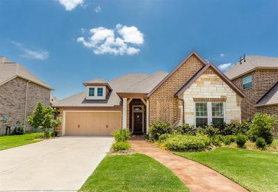 Manvel Single Family Home For Sale: 2622 Deerwood Heights Lane