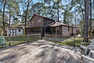 The Woodlands TX Single Family Home For Sale: $205,000
