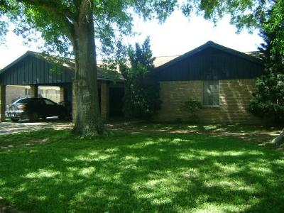 Bay City Single Family Home For Sale: 4205 Rice Avenue