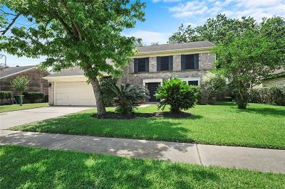 Pearland Single Family Home For Sale: 3708 Ginger Lane