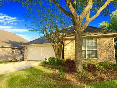 Single Family Home For Sale: 3810 Carnegie Park Court