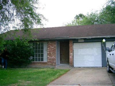 Friendswood Rental For Rent: 16311 Townes Road