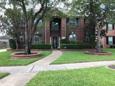 Pearland Single Family Home For Sale: 2806 Capecrest Drive