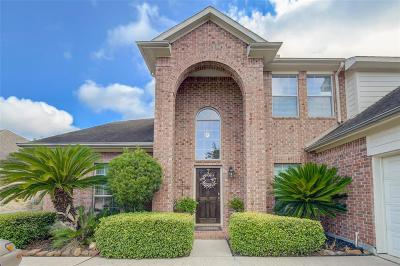Katy Single Family Home For Sale: 20426 Nellie Gail Trail Lane