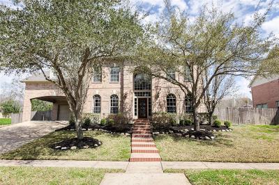 Missouri City Single Family Home For Sale: 4107 Oak Forest Drive