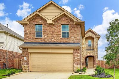 Katy Single Family Home For Sale: 3542 Paganini Place