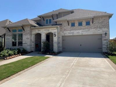 Katy Single Family Home For Sale: 6615 Providence River Lane
