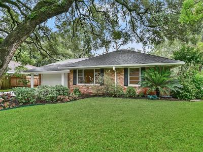 Houston Single Family Home For Sale: 1702 Parana Drive