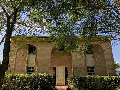 Houston Single Family Home For Sale: 15822 Echo Hill Drive