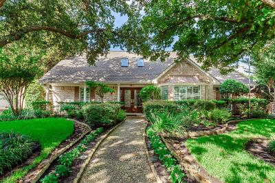 Houston TX Single Family Home For Sale: $679,800
