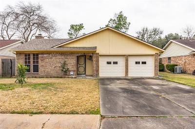 Pasadena Single Family Home For Sale: 4806 Faircrest Street