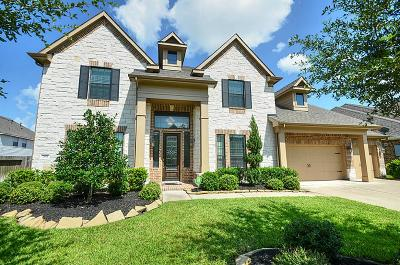 Richmond Single Family Home For Sale: 7811 Pacific Spring Lane
