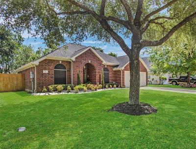League City Single Family Home For Sale: 312 Tree Bark Lane