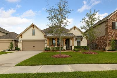 Cypress Single Family Home For Sale: 16618 Hamilton Pool Drive