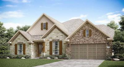 Katy Single Family Home For Sale: 1819 Bridge Gate Lane